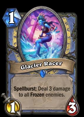 Glacier Racer Card Image
