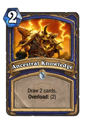 Ancestral Knowledge Card Image