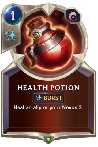 Health Potion Card Image