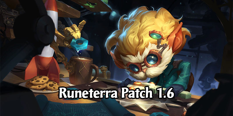 Runeterra Patch 1.6 Introduces the Spirit Blossom Festival, Balance Changes, and Deck Bundles