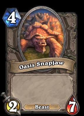 Oasis Snapjaw Card Image