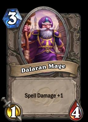 Dalaran Mage Card Image