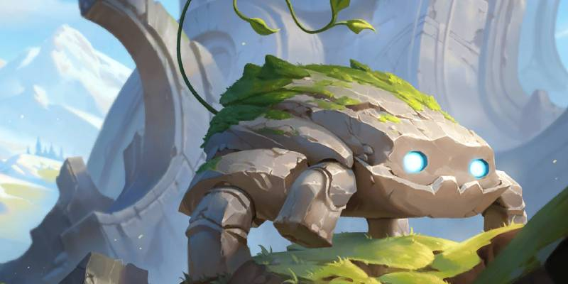 "Runeterra's New Targon Cards Have a Hidden Story, ""Adventures with Chip"""