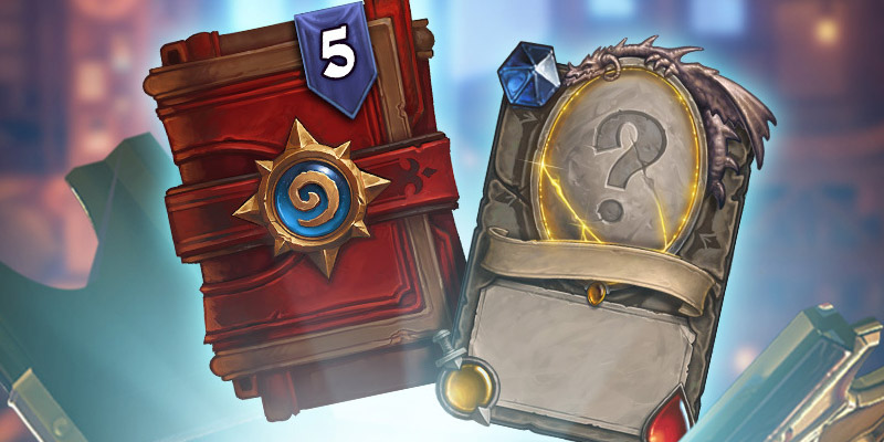 Get a Random Standard Legendary and 5 Standard Packs in a New Hearthstone Store Bundle
