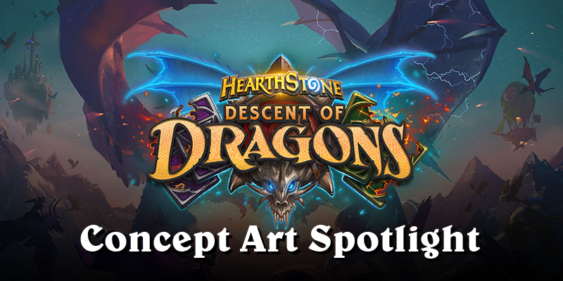 Descent of Dragons - Concept Art Spotlight