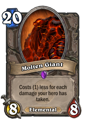 Molten Giant Card Image