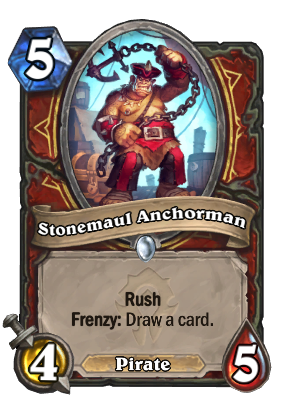 Stonemaul Anchorman Card Image