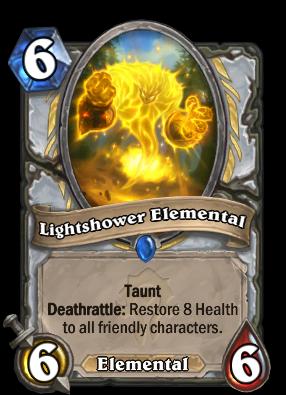 Lightshower Elemental Card Image