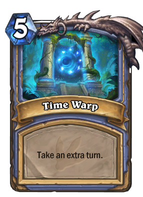 Time Warp Card Image