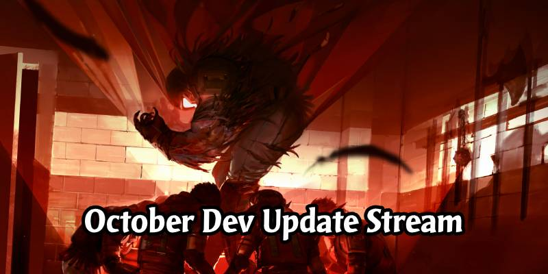 Mythgard's October Developer Livestream is on Wednesday - Halloween Event, Q&A, and... Leaks?