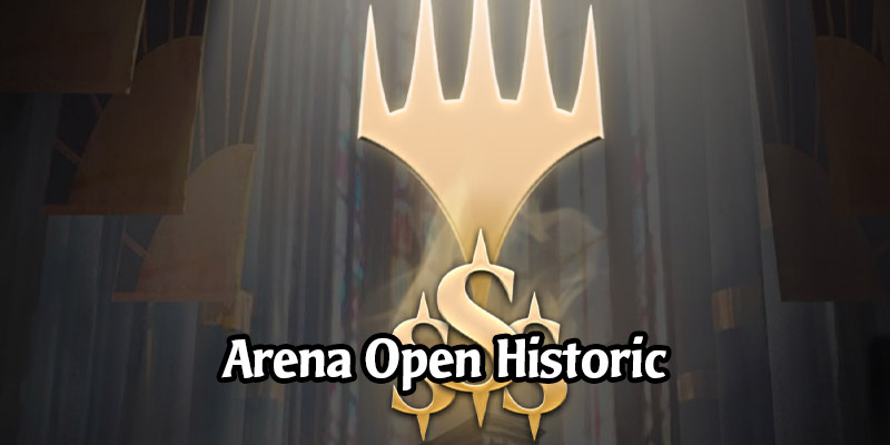 The MTG Arena Open Returns Today with the Historic Format - Win Up to $2000!