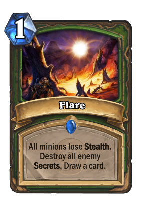 Flare Card Image