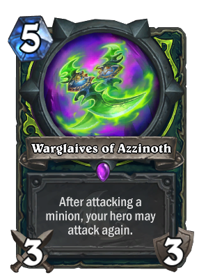 Warglaives of Azzinoth Card Image