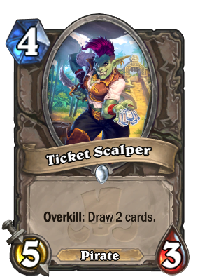 Ticket Scalper Card Image