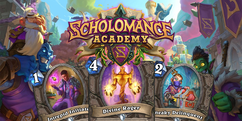 Our Thoughts on Hearthstone's Scholomance Academy Neutral Cards (Part 1)