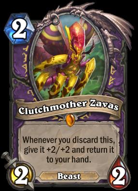 Clutchmother Zavas Card Image