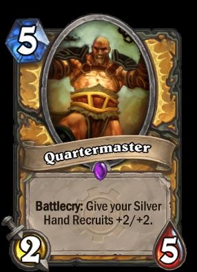 Quartermaster Card Image