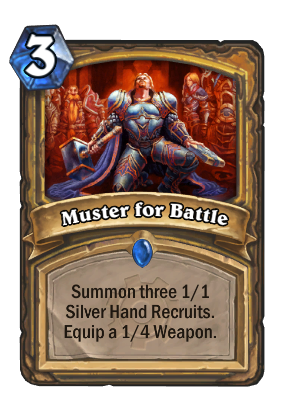 Muster for Battle Card Image