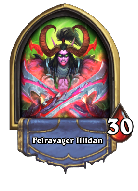 Felravager Illidan Card Image