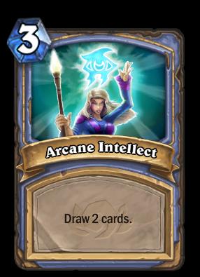 Arcane Intellect Card Image