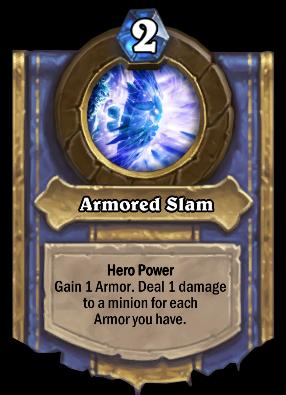 Armored Slam Card Image