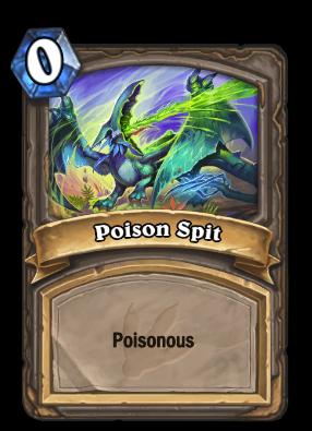Poison Spit Card Image