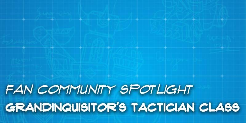 GrandInquisitor's Custom Tactician Class - Hearthstone Fan Community Spotlight