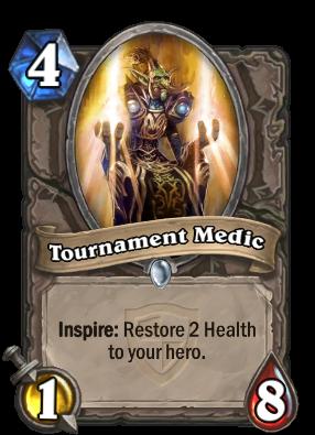 Tournament Medic Card Image