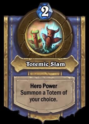Totemic Slam Card Image