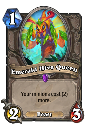 Emerald Hive Queen Card Image