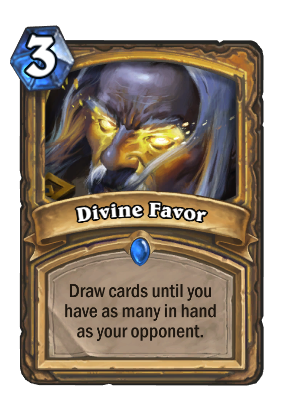 Divine Favor Card Image