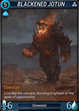Blackened Jotun Card Image