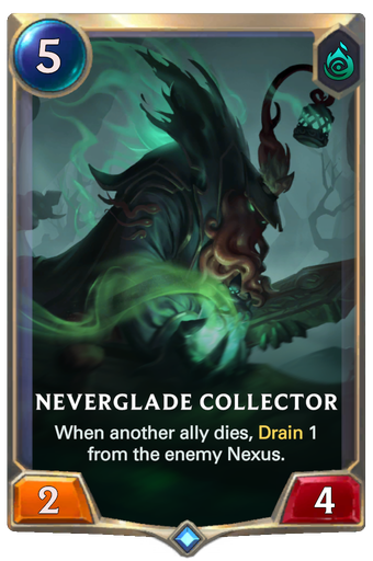 Neverglade Collector Card Image