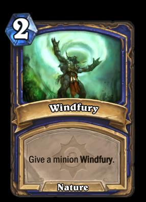 Windfury Card Image