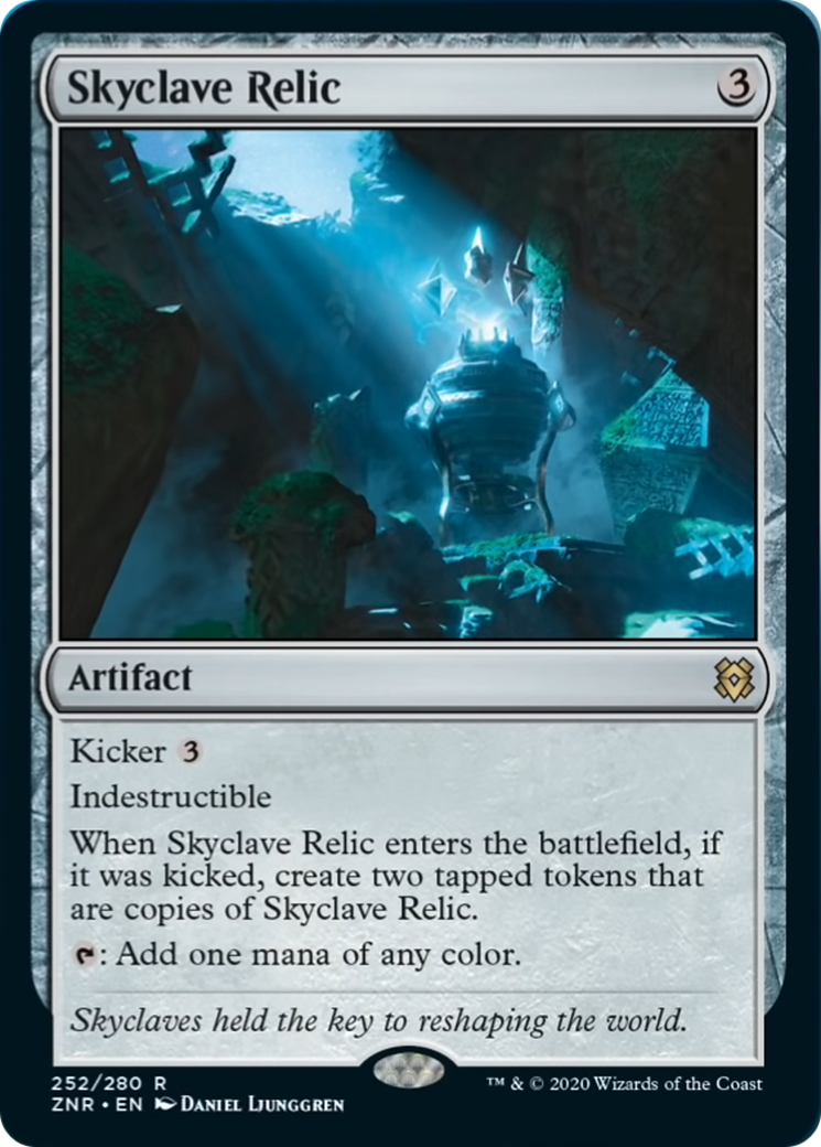 Skyclave Relic Card Image