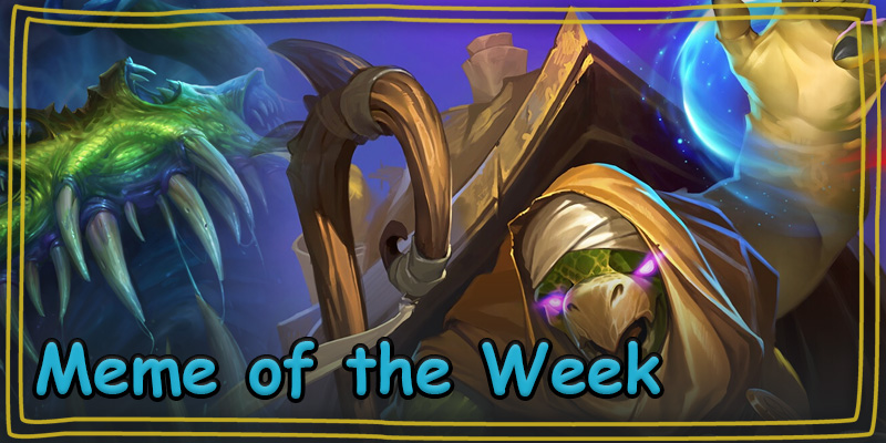 Meme of the Week #2: Yogg-Saron, Reborn