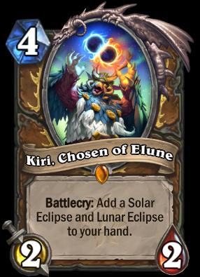 Kiri, Chosen of Elune Card Image