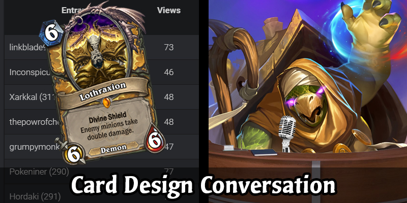 Card Design Conversation - Learning By Numbers
