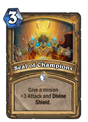 Seal of Champions Card Image