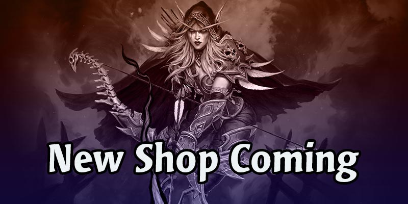 Wild Packs Purchasable with Gold Next Week - Hearthstone's New In-Game Shop Info