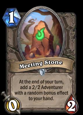 Meeting Stone Card Image