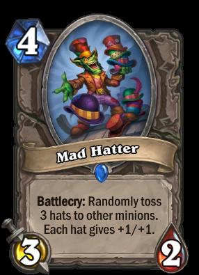 Mad Hatter Card Image