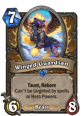 Winged Guardian Card Image