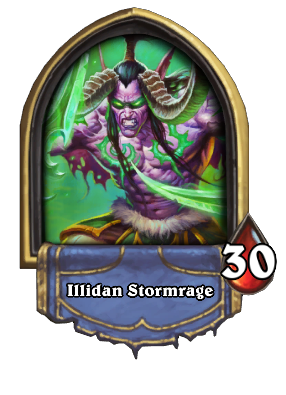 Illidan Stormrage Card Image