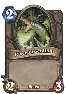 River Crocolisk Card Image