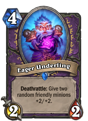 Eager Underling Card Image