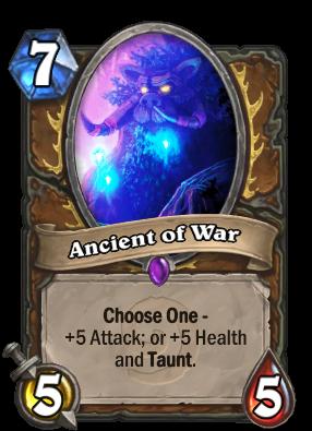 Ancient of War Card Image