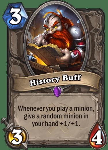 History Buff Card Image