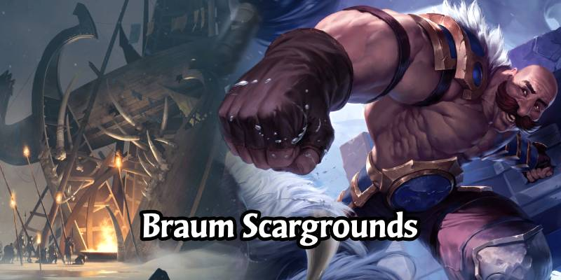 Building Braum Scargrounds Deck List & Guide - Runeterra Deck Spotlight