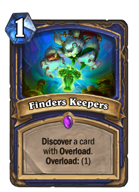 Finders Keepers Card Image